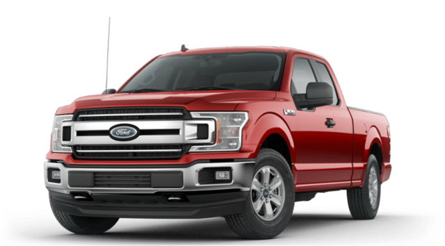 2019 Ford F-150 XLT XLT 4WD SuperCab 6.5 Box